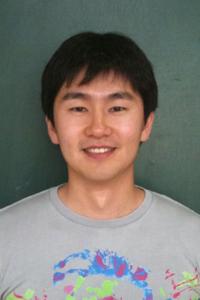 KAIST 수리과학과 박사과정 강신욱씨