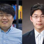 2011 청암과학펠로로 선정된 박진현 교수와 권순식 교수