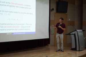 Terence Tao Visits KAIST