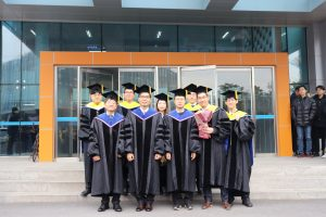 Doctoral Hooding Ceremony 2019 by the College of Natural Sciences