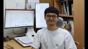 홍혁표 학생, 2019년 글로벌박사양성사업에 선정돼