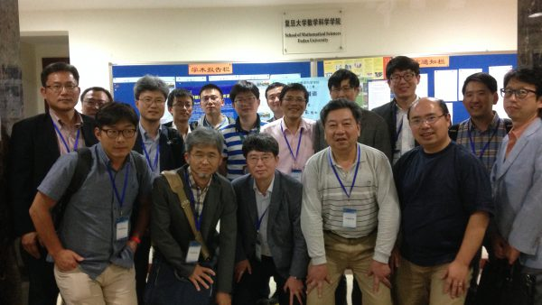 2016 KAIST-Fudan 응용수학 공동 워크샵