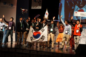 Deputy Leader of South Korean Team, IMO2012